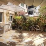 Habitacion doble en Residencia de estudiantes Valencia Caldes